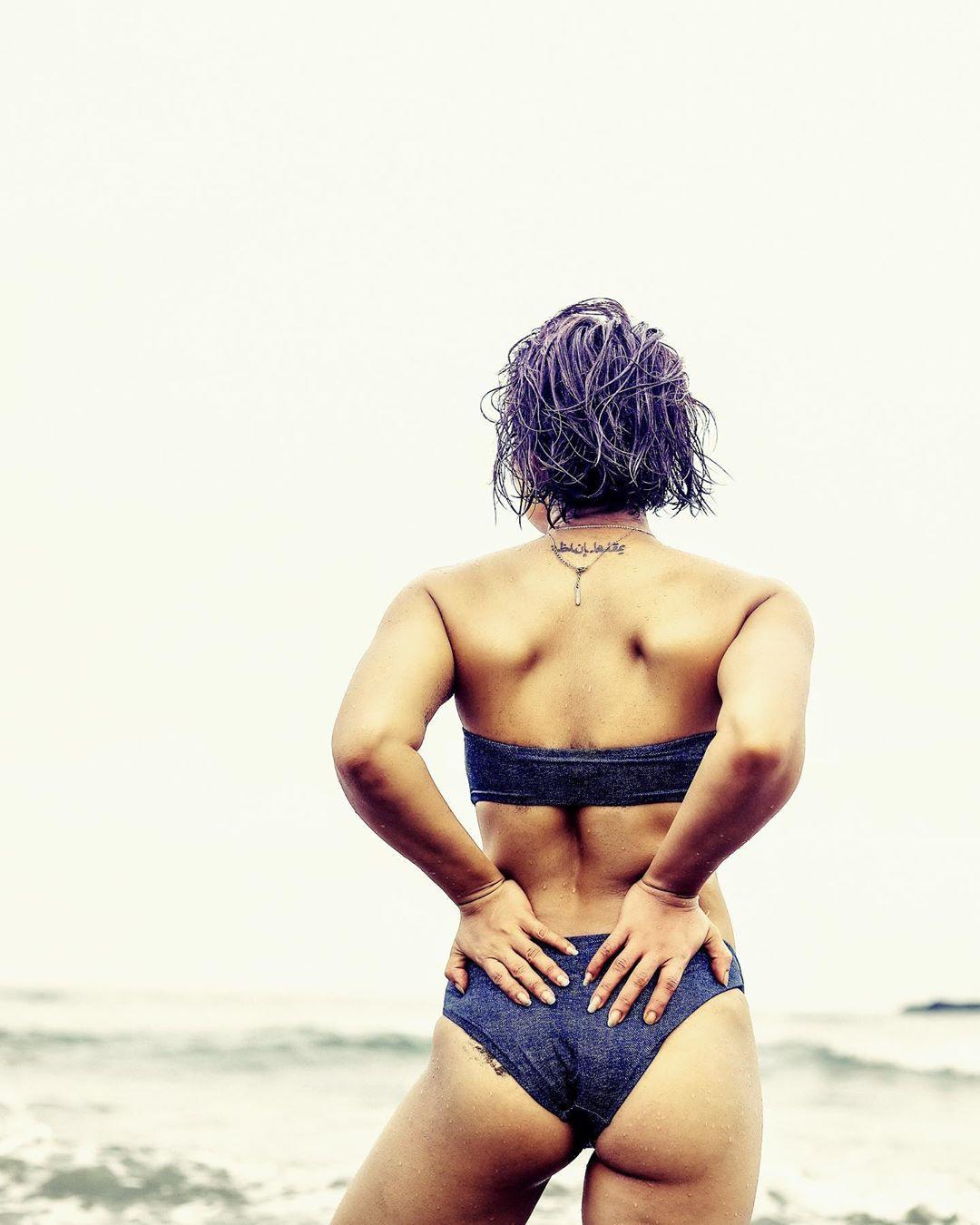 Farrah Kader Instagram Bikini Photos