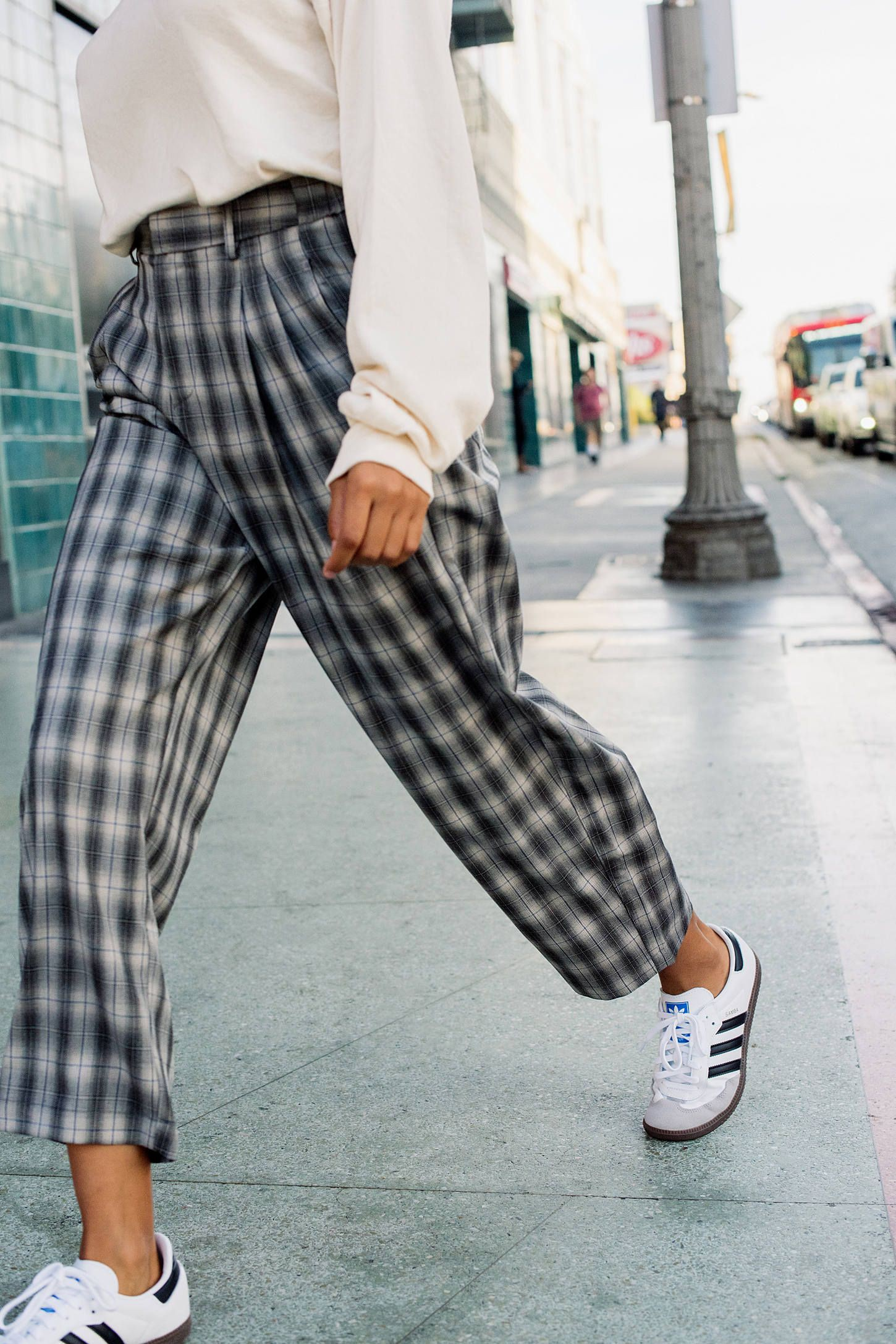 Uo arlo pleated pant, Urban Outfitters