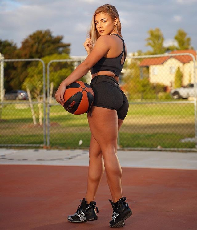 Check more of jem wolfie basketball, INSTA FITNESS MODELS