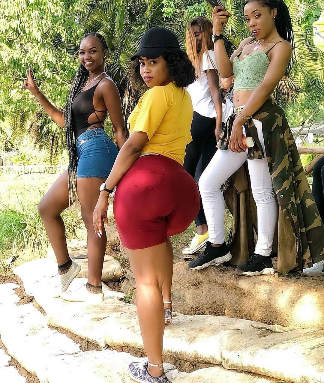 Africa Sexy Girls
