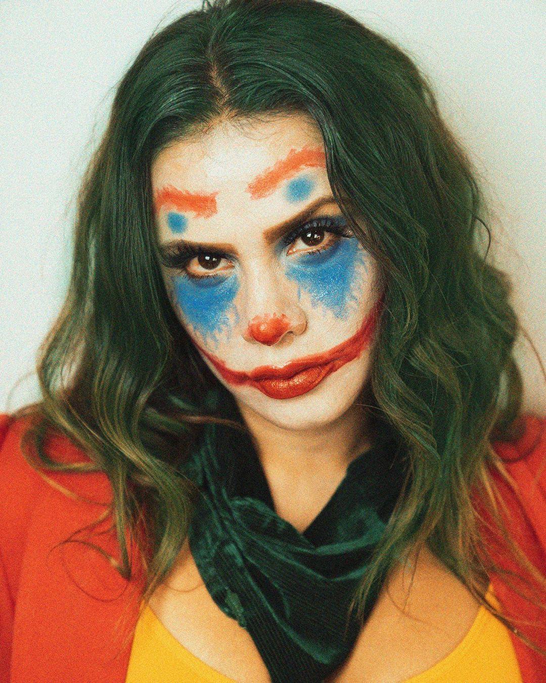 Andrea Espada Vines & Photos, facial makeup, Portrait -m-