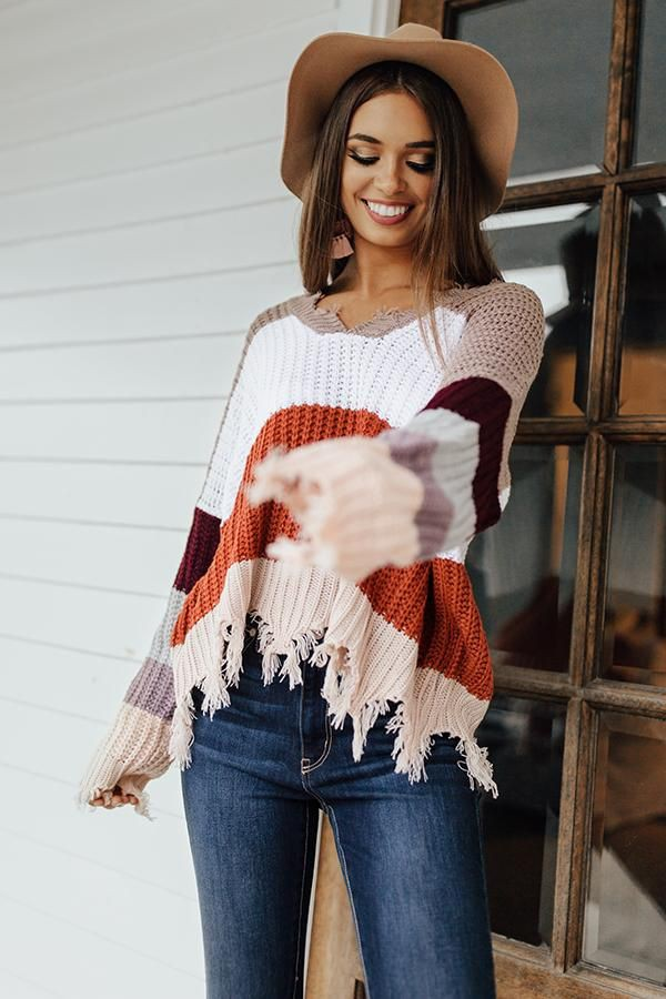 Colorful Block Sweaters & Coats, Online shopping