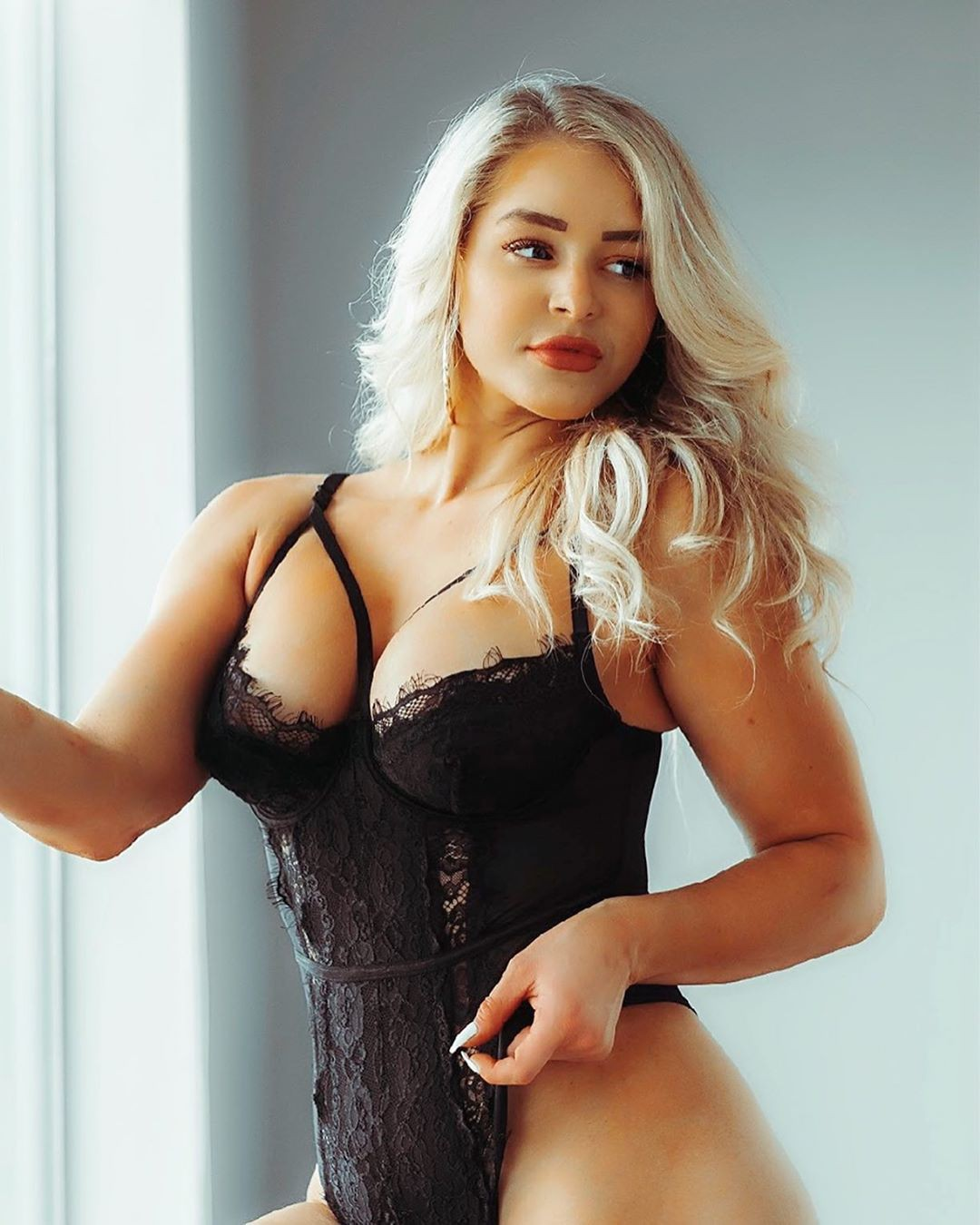Courtney Tailor Hot Instagram Photos, Pin-up girl, Photo shoot