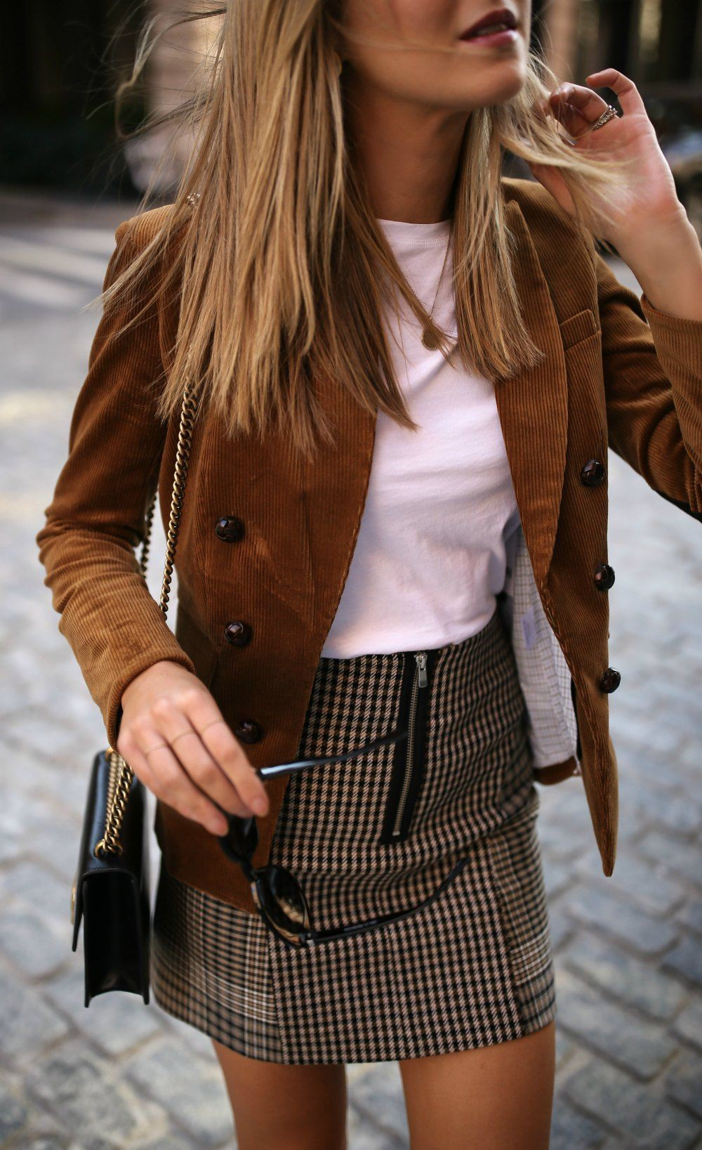 Perfect look corduroy jacket idea, Corduroy Blazer