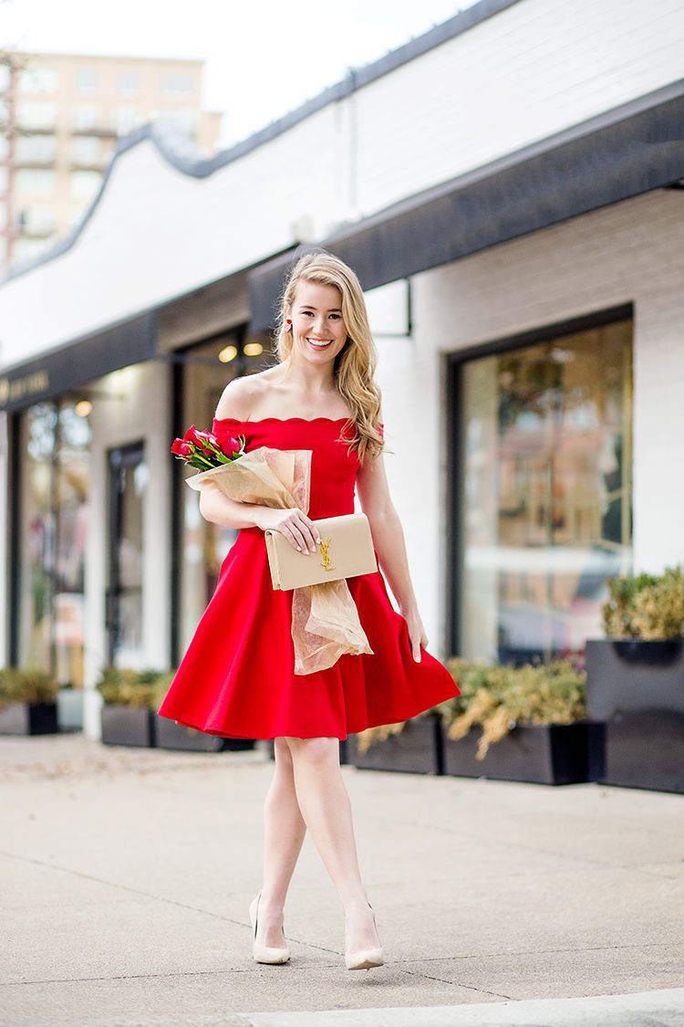 Fashionable fashion model, Cocktail dress