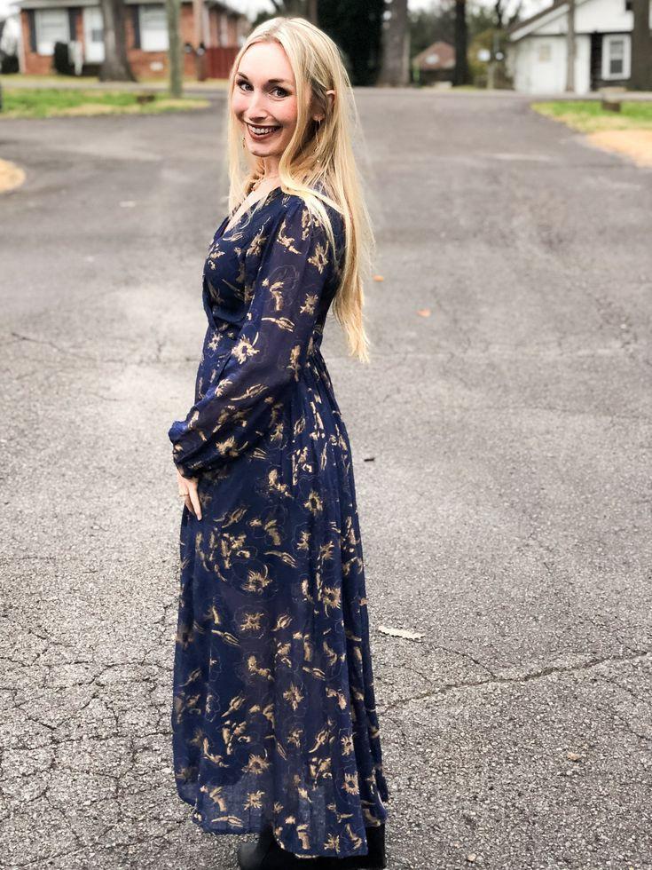 Floral Dresses Ideas For Girls, The dress, Wrap dress