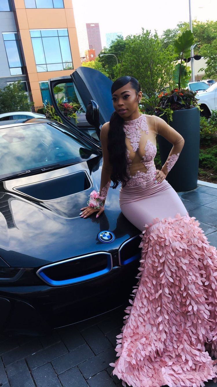 Black girl prom dresses, Evening gown