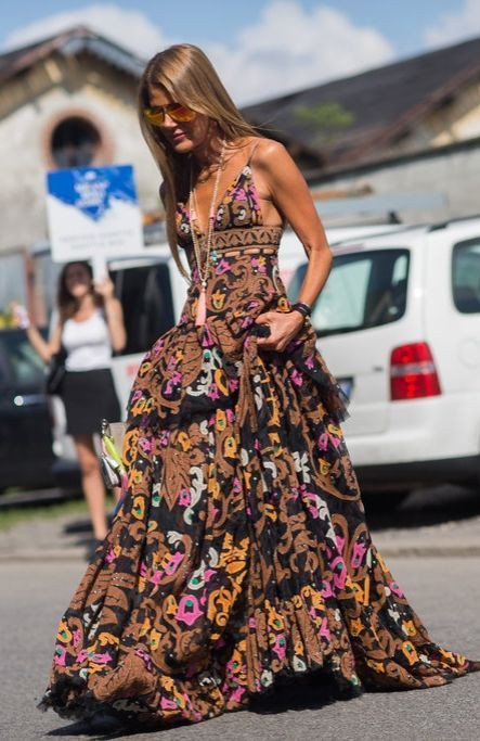 Nice and adorable vestidos hippies elegantes, Bohemian Maxi Dress