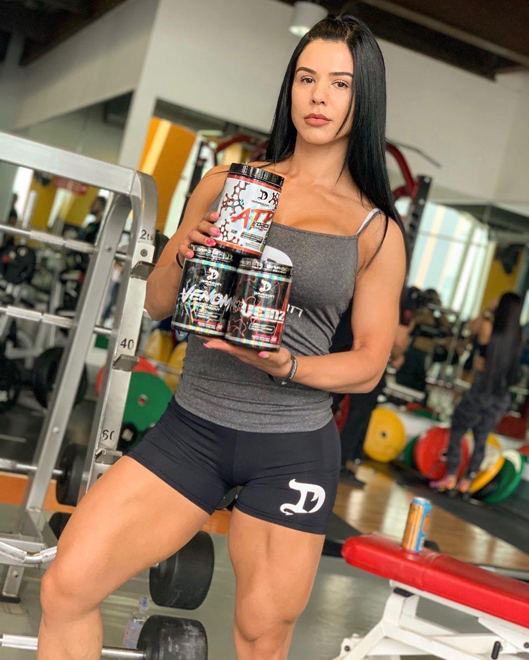 Eva Andressa Abs, Eva Andressa, Fitness Centre
