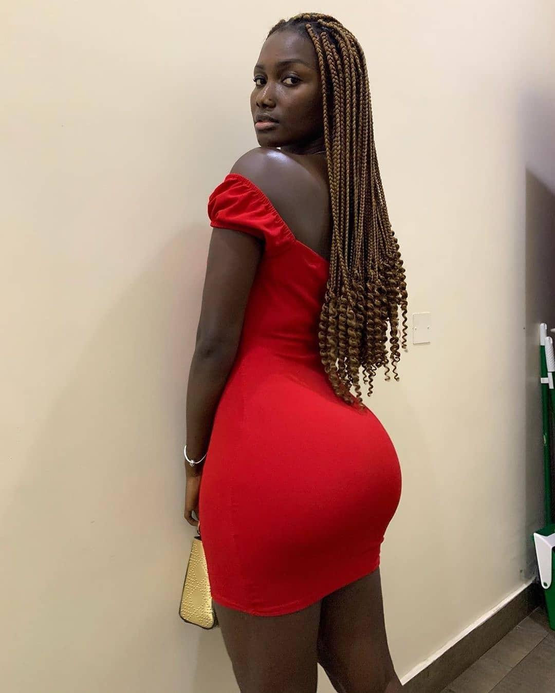 African Sexy Girls, Hôtel Sunugal, La beauté africaine