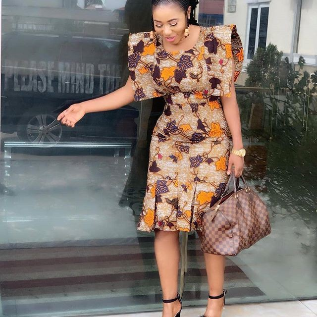 New african dresses styles 2019, Aso ebi
