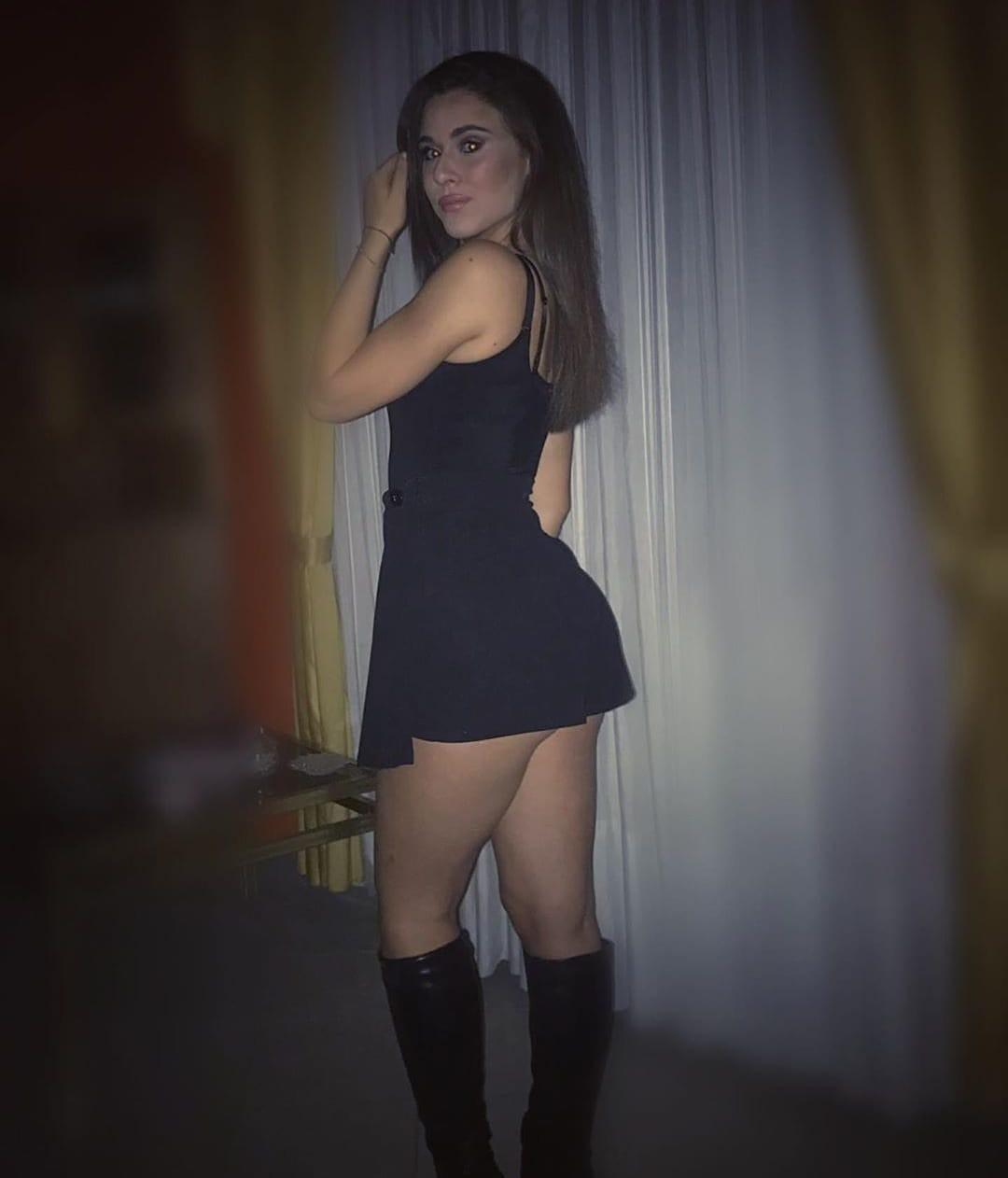 Cute Hot Girls On The Instagram, Photo shoot, Black hair