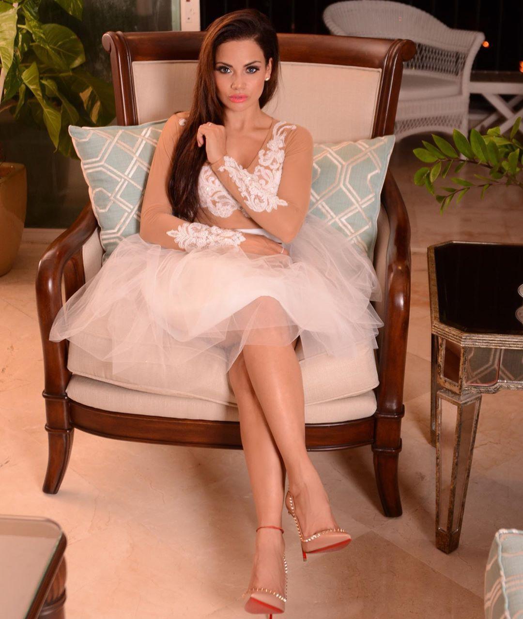 Samantha Sepulveda Instagram, Group International Model