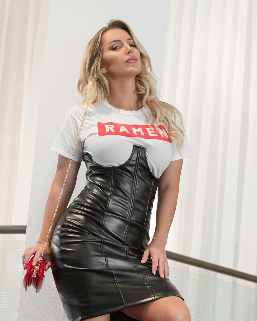 Must try these amazing fashion model, Latex clothing
