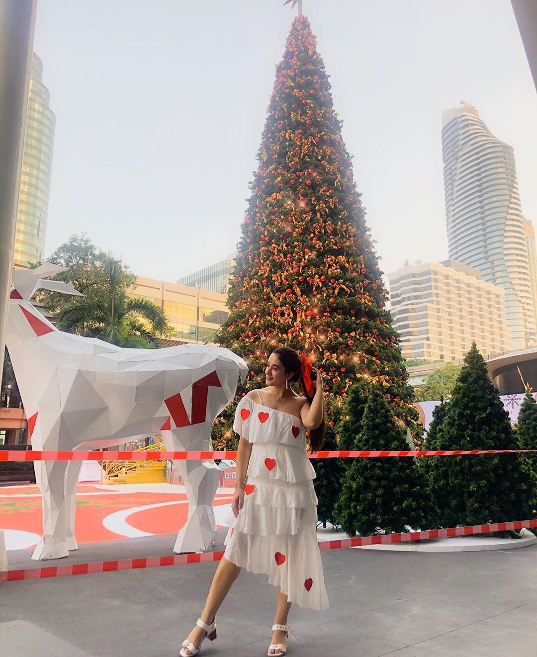 Perfect ideas for christmas tree, Aditi Budhathoki