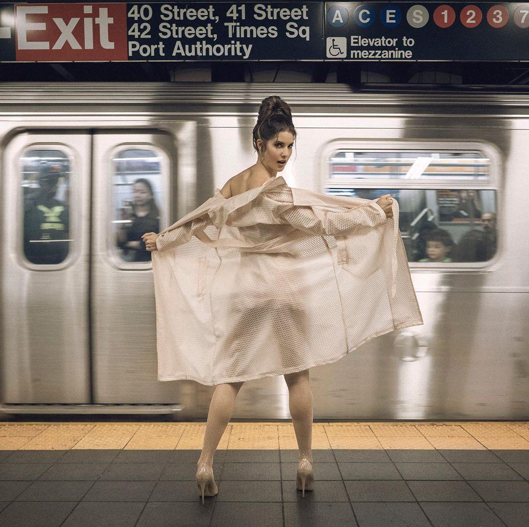 Attractive ideas for times square, Amanda Cerny