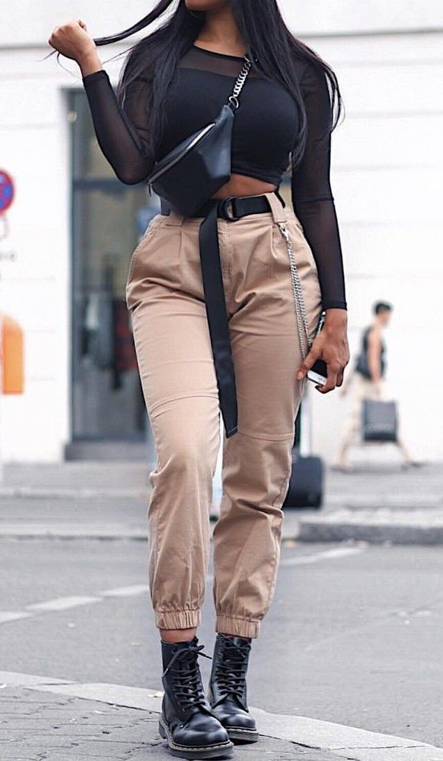 Street Style Outfits For Ladies, Mammut Shoulder M, Muffin top