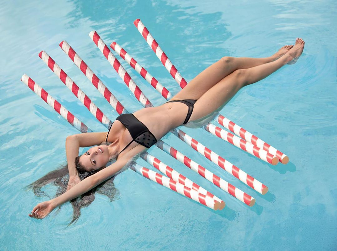 Amanda Cerny Hot Photos, Drinking straw, Freestyle swimming