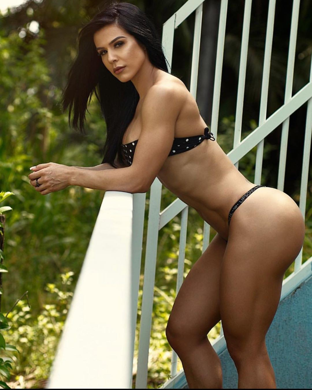 Just see these eva andressa, Physical fitness