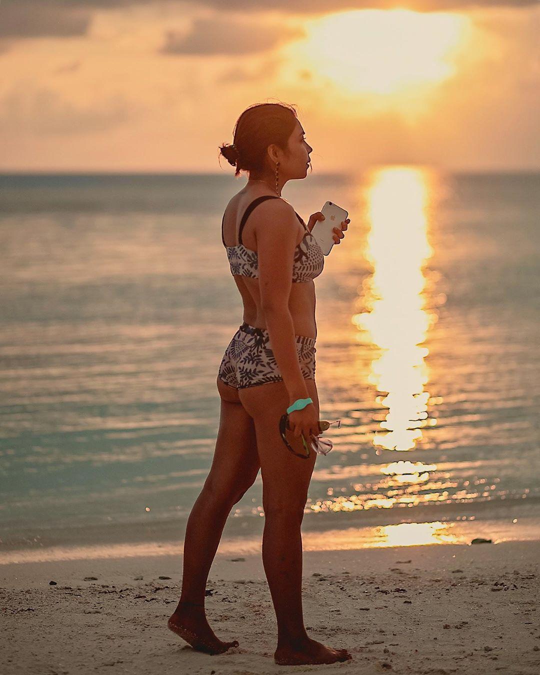 Farrah Kader Instagram Photos, Lux Global Label, Kandima Maldives