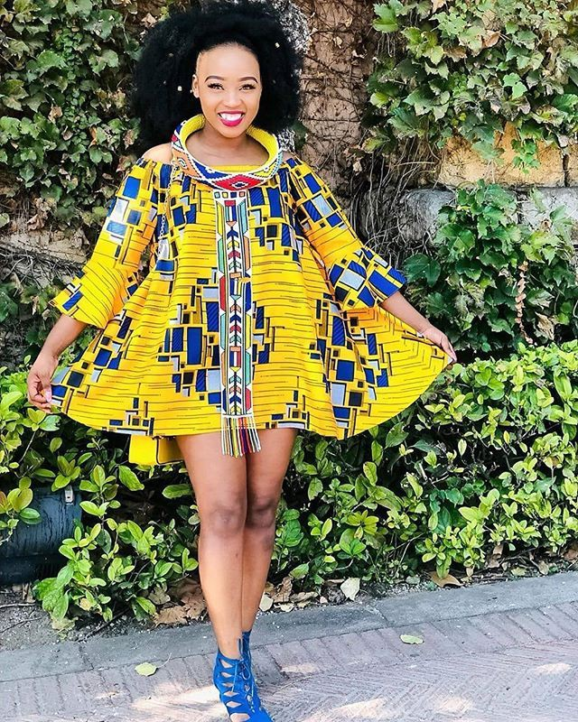 Valuable ideas to try fashion model, African wax prints
