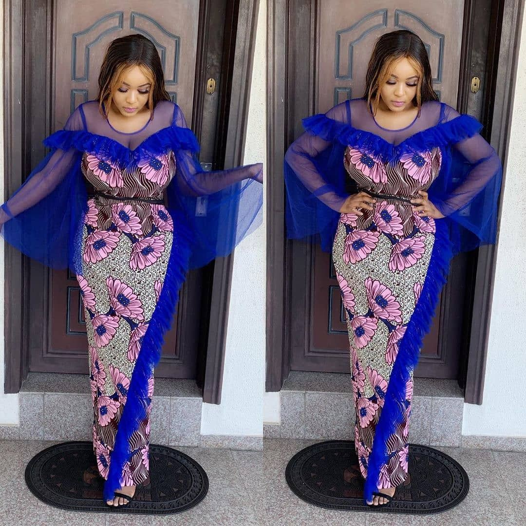 Valuable ideas for aso ebi styles, African wax prints