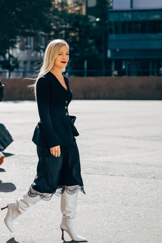 Street Style Outfits For Ladies, Fashion week, HEAD PORTER