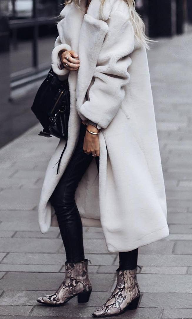 Simple Outfit Ideas With coat