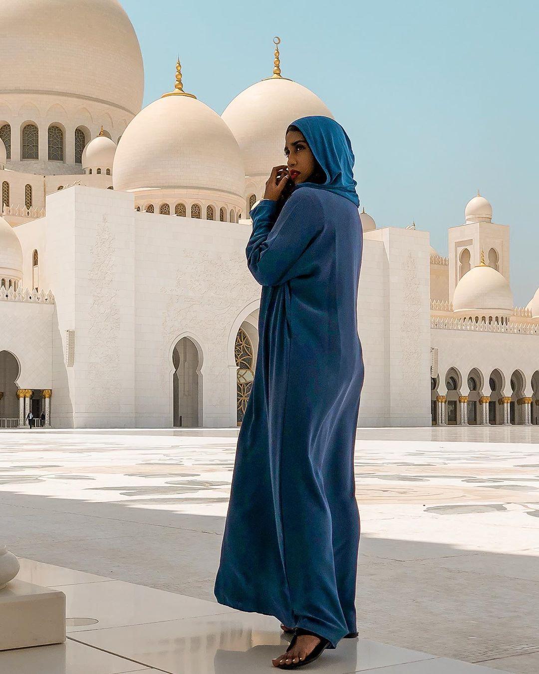 Perfect tips for sheikh zayed mosque, Mihoko Shuku