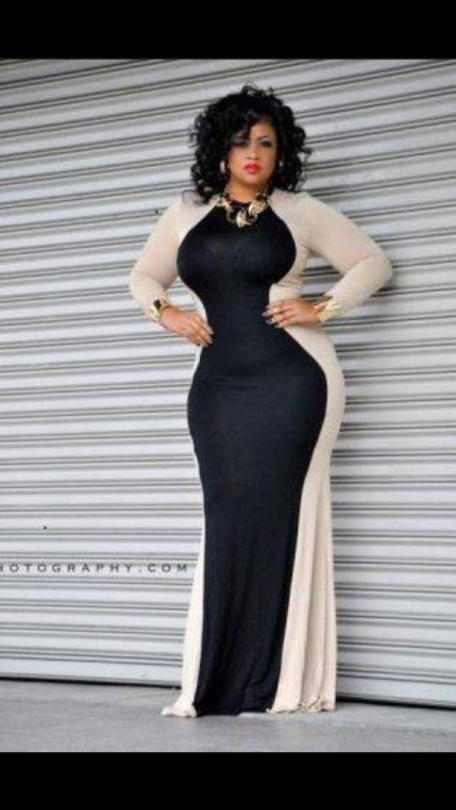 Women favorite thick curvy dresses, Plus-size clothing