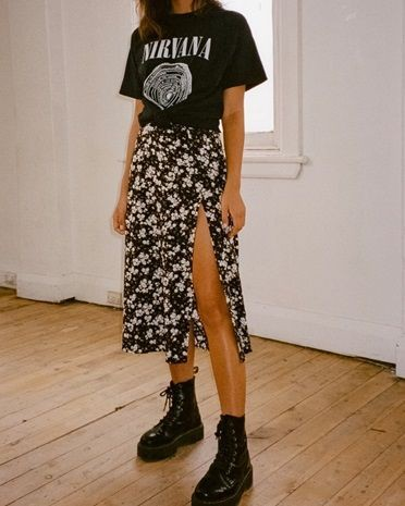 Daily style edgy outfits 2019, Grunge fashion