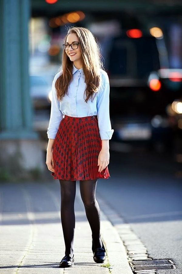 Just have a look at these perfect cute preppy outfits, Winter clothing