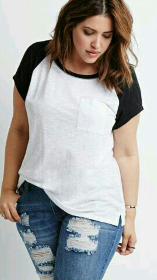 Really cute and adorable plus size casual, Casual wear