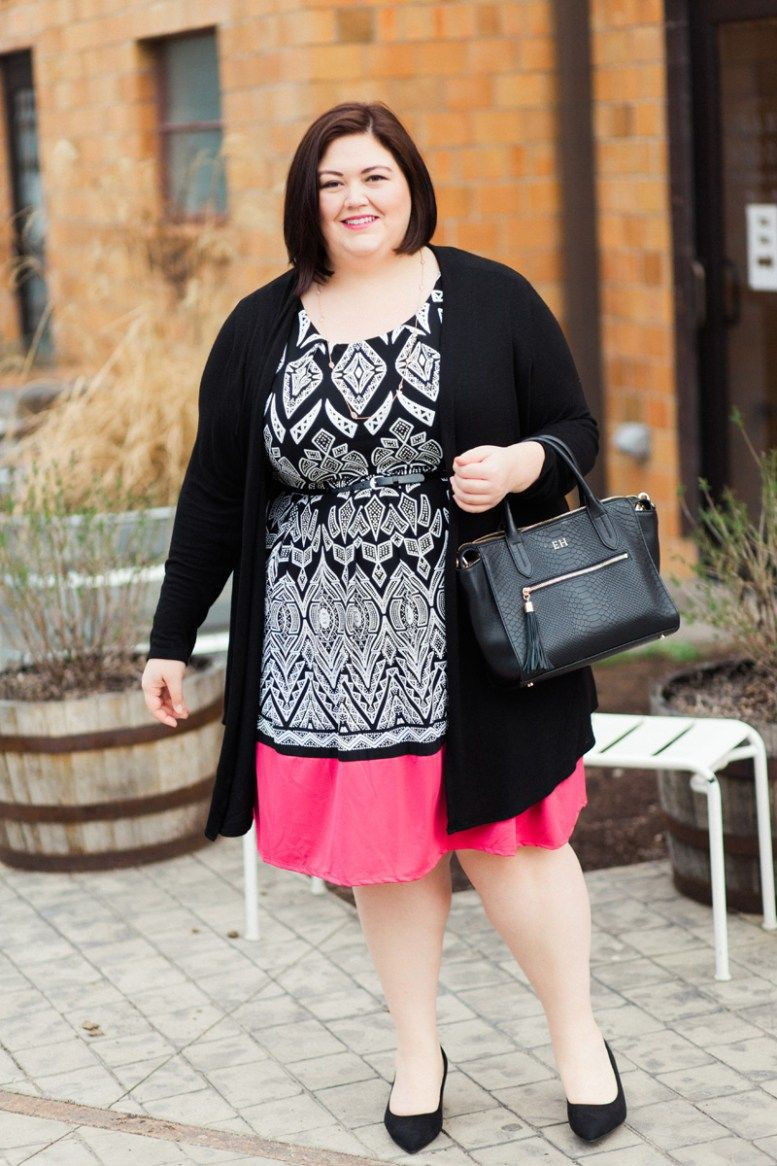 Plus Size Workwear Outfits, Plus-size model, Authentically Emmie