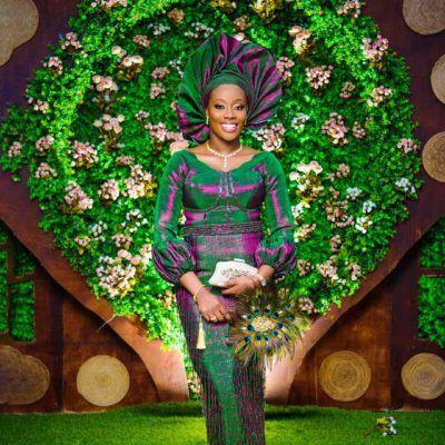Nigerian Dresses For Nigerian Brides, Personal wedding website, Aso ebi