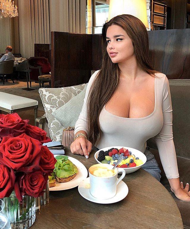 Good morning hot women, Anastasia Kvitko