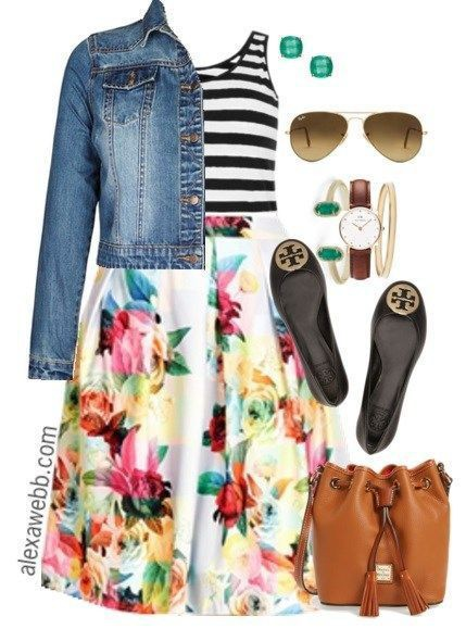 Summer teacher outfits for plus size