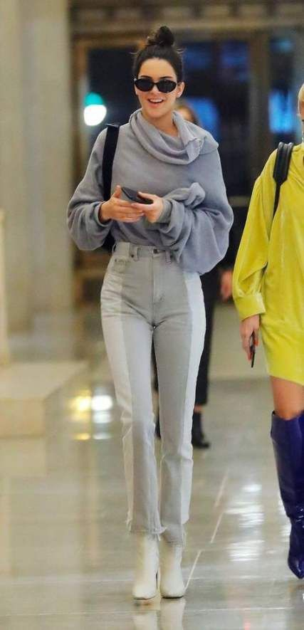 Street style kendall jenner all outfit