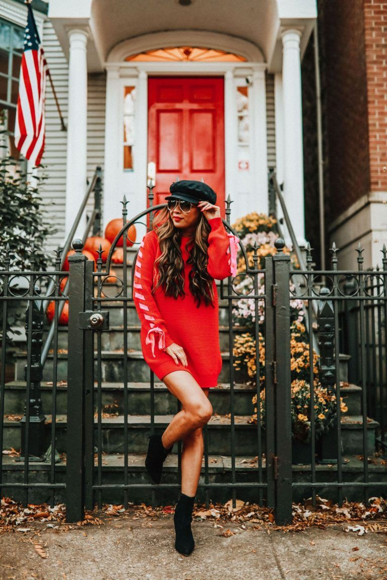 Outfit Ideas For Valentine's Day, Lovers + Friends