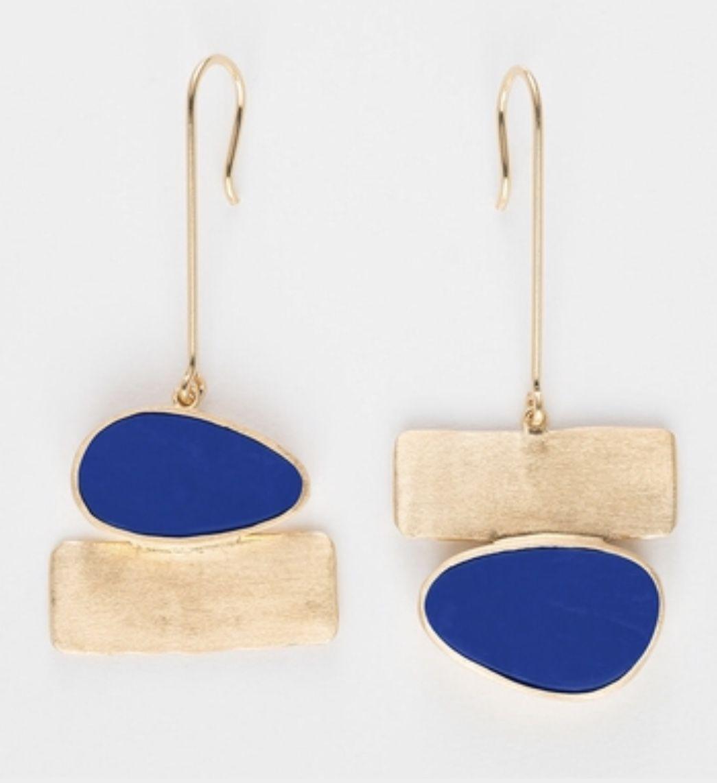 Asymmetrical Earrings Ideas, Jewelry design, Lele Sadoughi