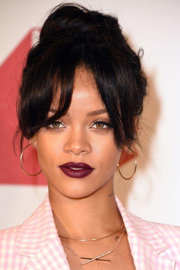 Nice and great ideas rihanna dark lipstick, Fenty Beauty