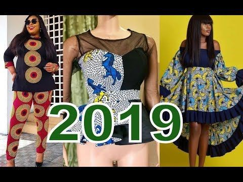 Ankara Gown Styles, Aso ebi, Party dress