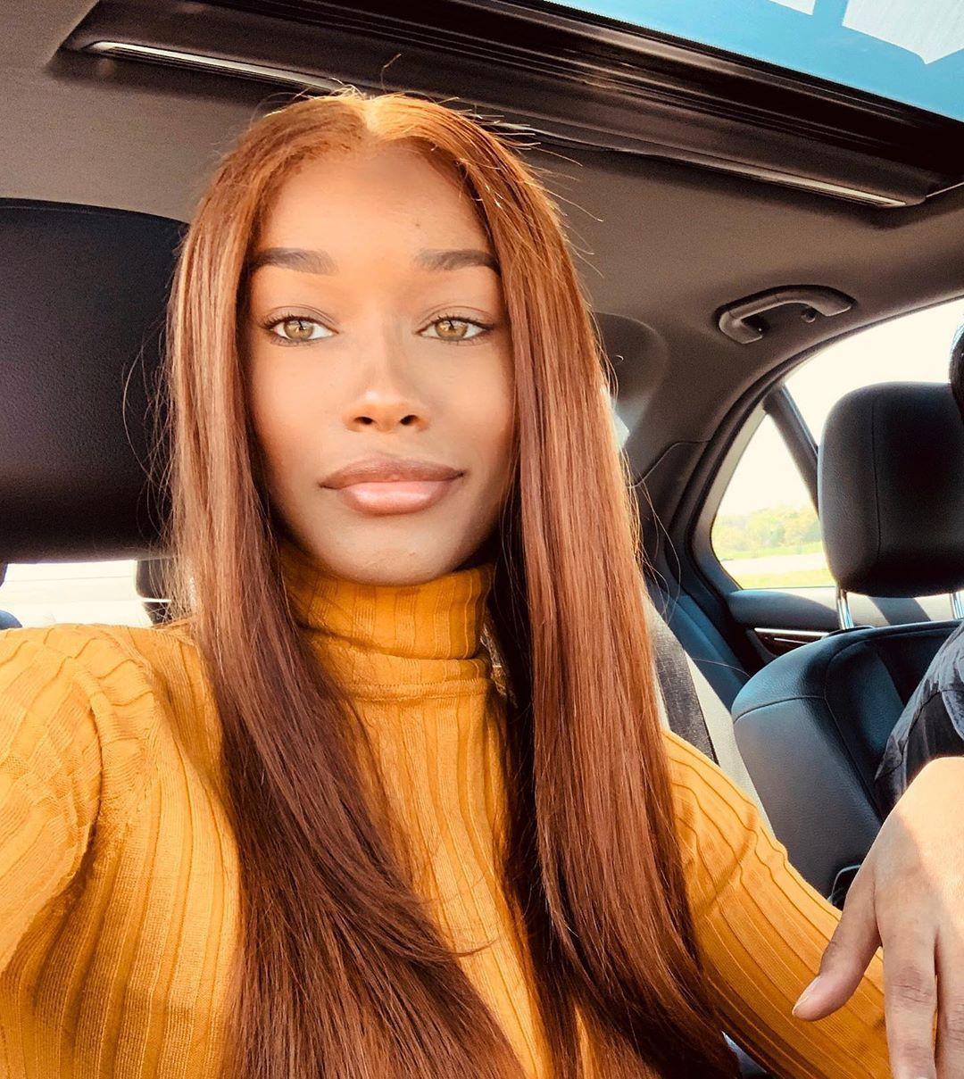 Beautiful Black Women, Long hair, Hair & Beauty