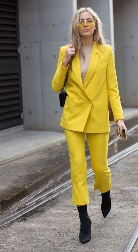Women Blazer Outfits, Street fashion