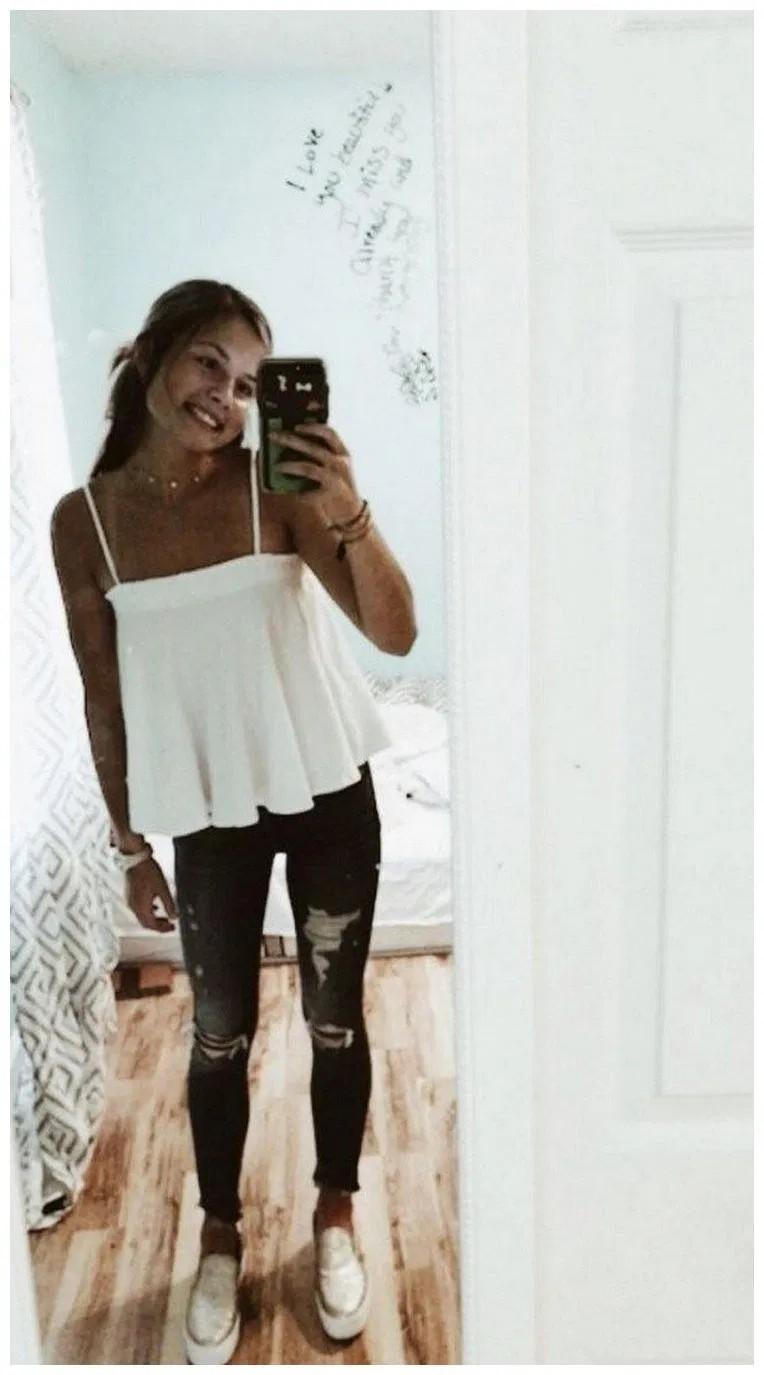 School Outfits Ideas, Casual wear, Brandy Melville