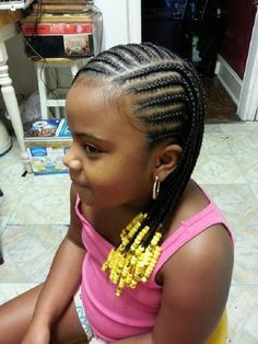 Little Black Girl Braided Hairstyles Box Braids Hairstyles Kids Black Hair Box Braids Hairstyle French Braid