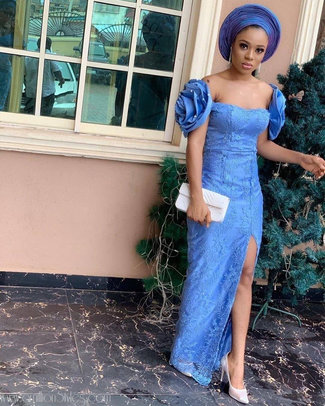 Fashion in Nigeria, Aso ebi