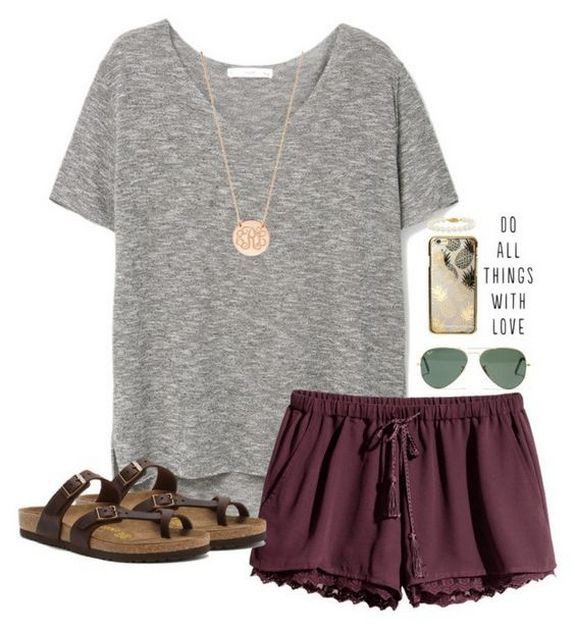 Casual comfy summer outfits, Casual wear