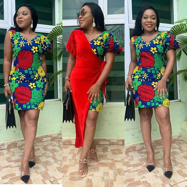 Real fashionista gowns ankara styles pictures 2019