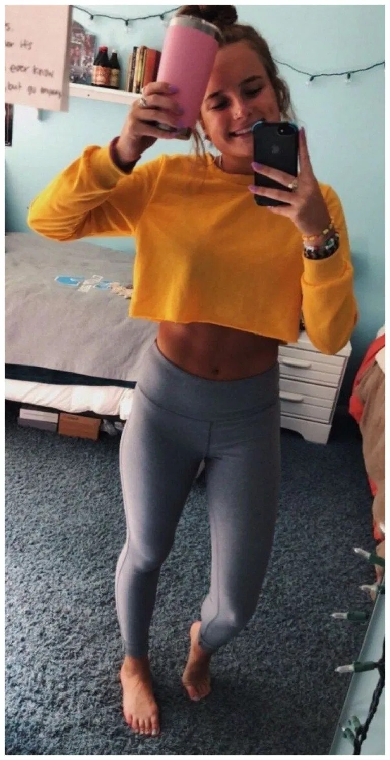 Vsco outfit ideas with leggings